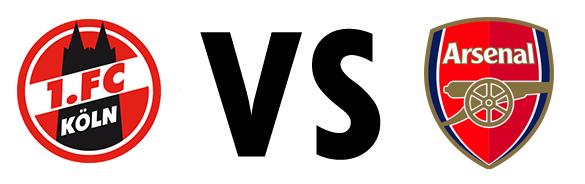 شاهد اونلاين بث مباشر مباراة آرسنال و كولن فى الدورى الأوروبى 2017/9/14