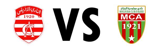 بث مباشر لمباراة مولودية الجزائر و الأفريقى التونسى فى كأس الإتحاد الأفريقى 2017/9/16