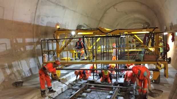 Ti canton du tessin ticino for Construction de tunnel