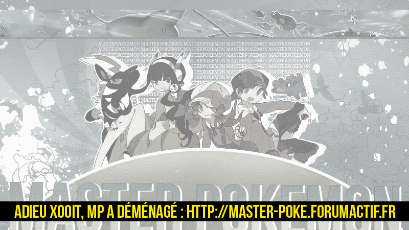 Master Poké - RPG pokémon Forum Index