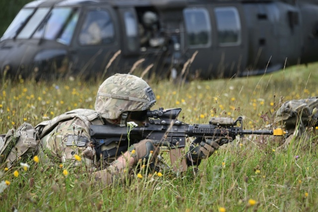 Black Hawk Down Team Sabre Mapping Site