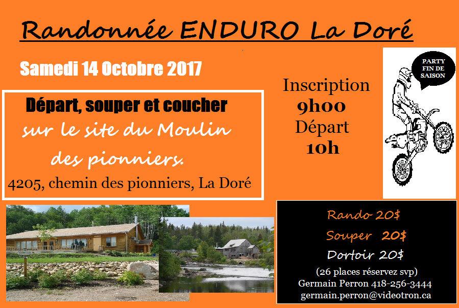 Enduro Lac-st-Jean