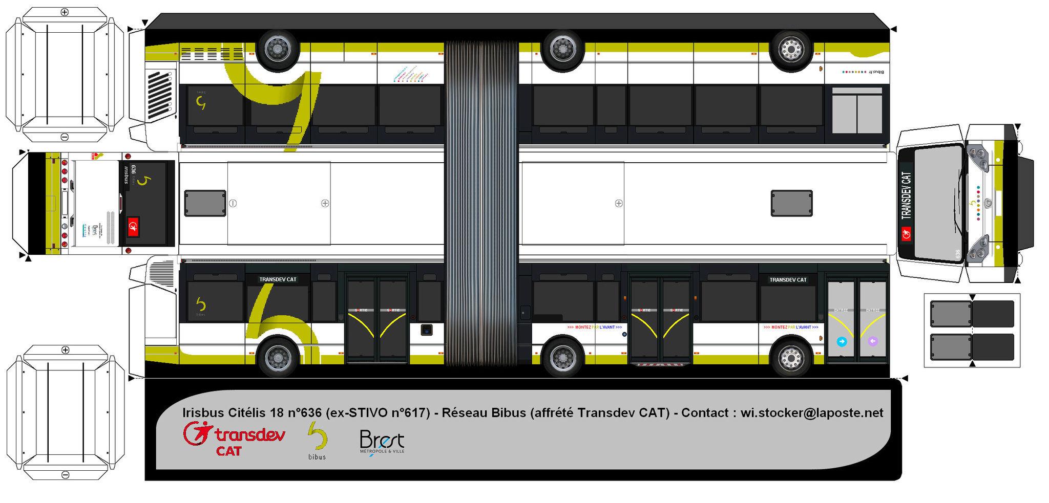 tc brest afficher le sujet paperbus bibus. Black Bedroom Furniture Sets. Home Design Ideas