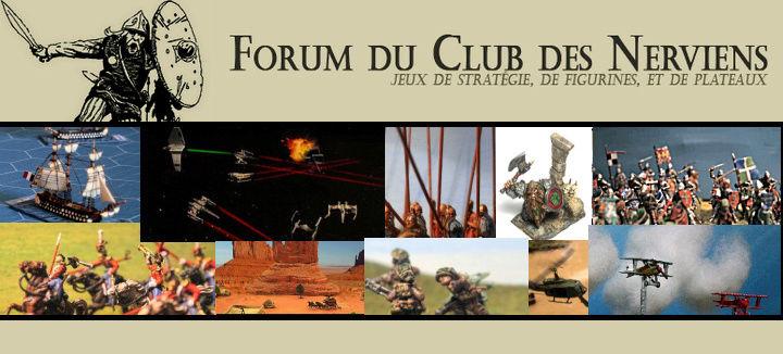 Forum du club des Nerviens