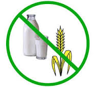 Sans gluten sans produits laitiers