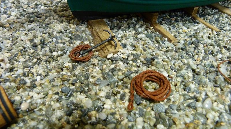Barca da pesca sanremasca onip terminato for Aggiunta in cima al garage