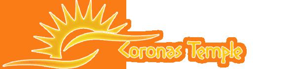 Coronas Temple