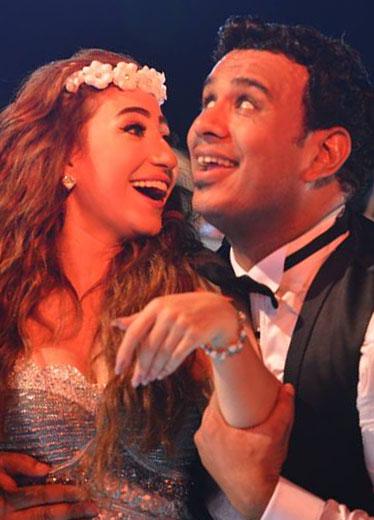 محمود الليثي و بوسي