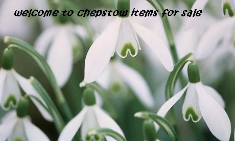 ITEMS FOR SALE IN AND AROUND CHEPSTOW
