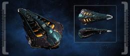 Tzenkethi Rhas'bej Battlecruiser [T6]