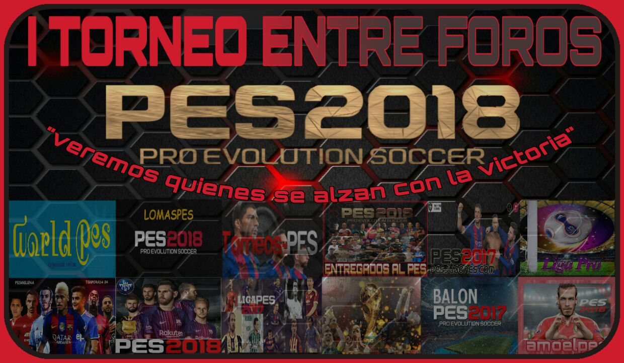 ENTREGADOS AL PES 2018