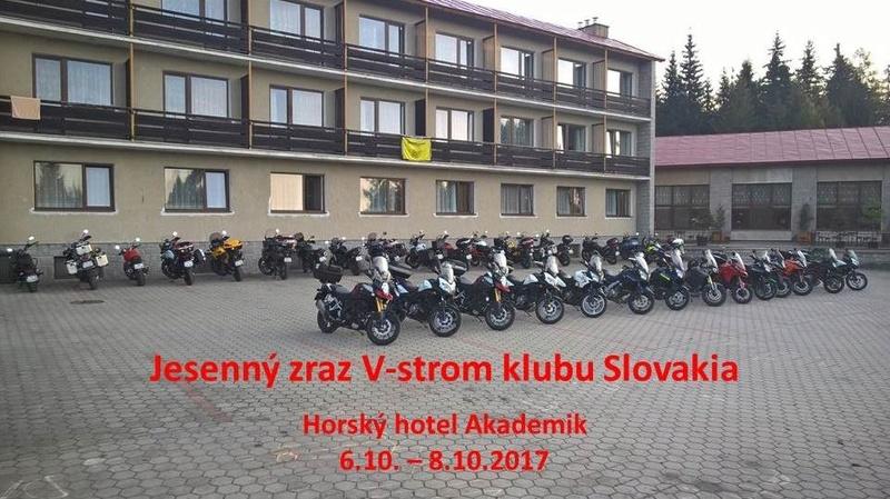 V-STROM KLUB SLOVENSKO