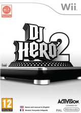 [Wii] DJ Hero 2 (Multi 5)