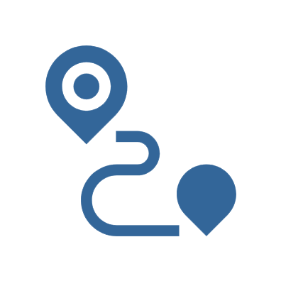 icone Transports de passagers et de marchandises