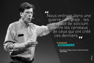 L'éthique de l'intelligence - Laurent Alexandre, à l'USI