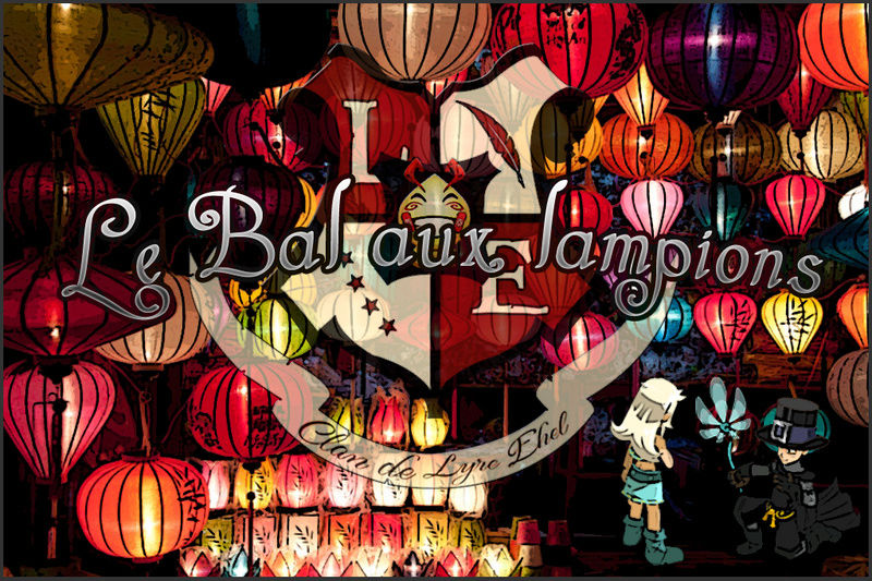 event 24 09 le bal aux lampions forum dofus le mmorpg strat gique. Black Bedroom Furniture Sets. Home Design Ideas