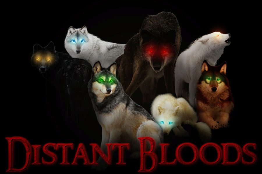 Distant Bloods Version III