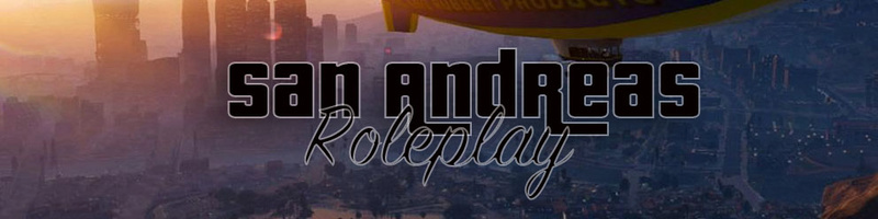 San Andreas - Roleplay México