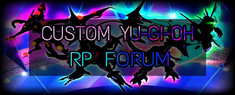 Custom YGO RP