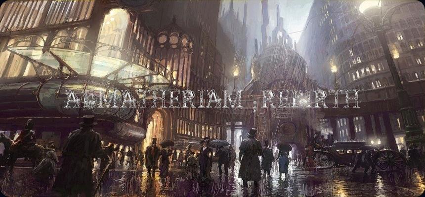 Admatheriam Rebirth: The Habboroleplay
