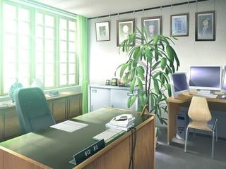 Despacho del director