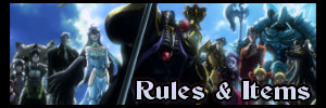 Rules & Items