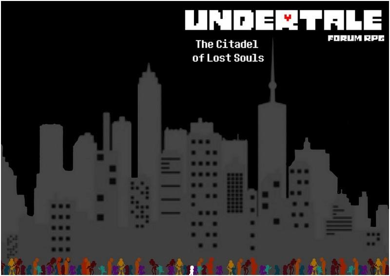 The Citadel of Lost Souls