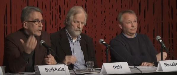 Le débat public d'Oslo sur le traitement sans médicaments