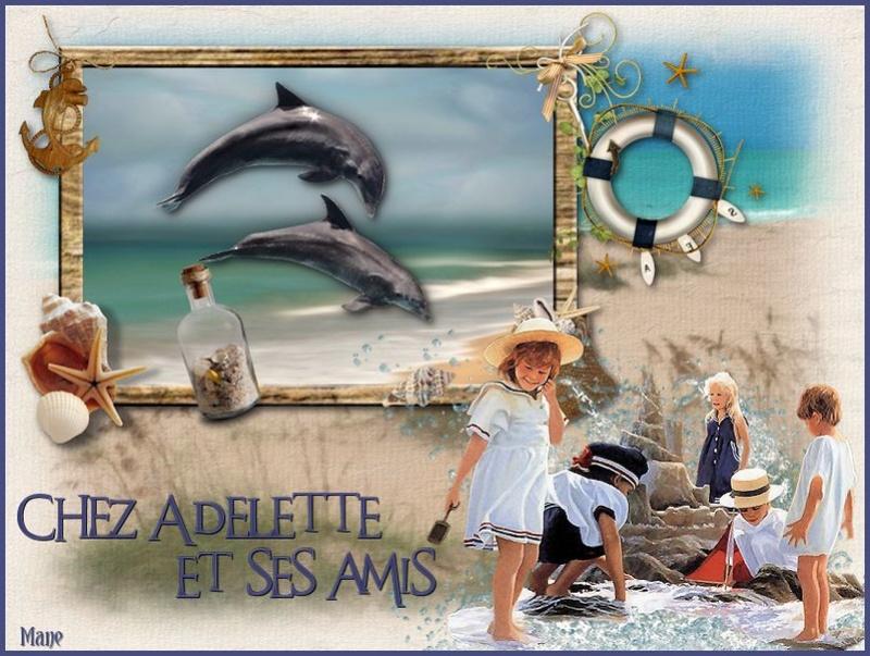 Bienvenue chez Adelette et ses amis