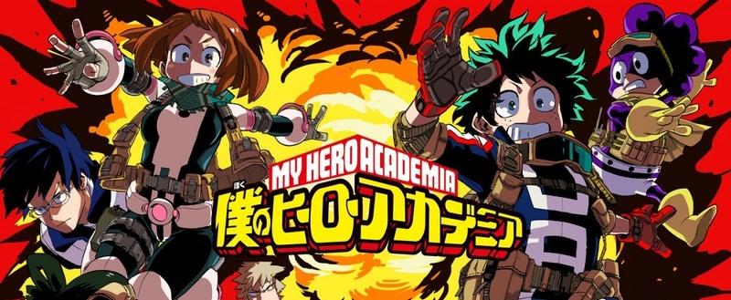 Boku No Hero Academia RP