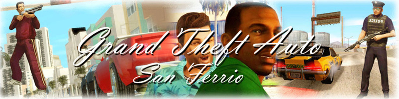 Grand Theft Auto San Ferrio