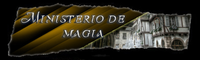 Ministerio de magia