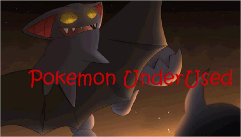 Pokemon UnderUsed