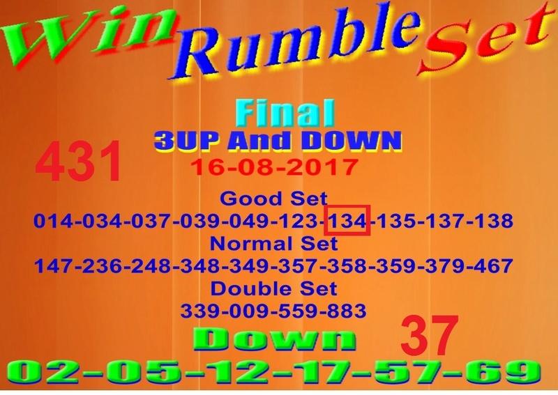 Win Rumble Set *** 300 Riyals