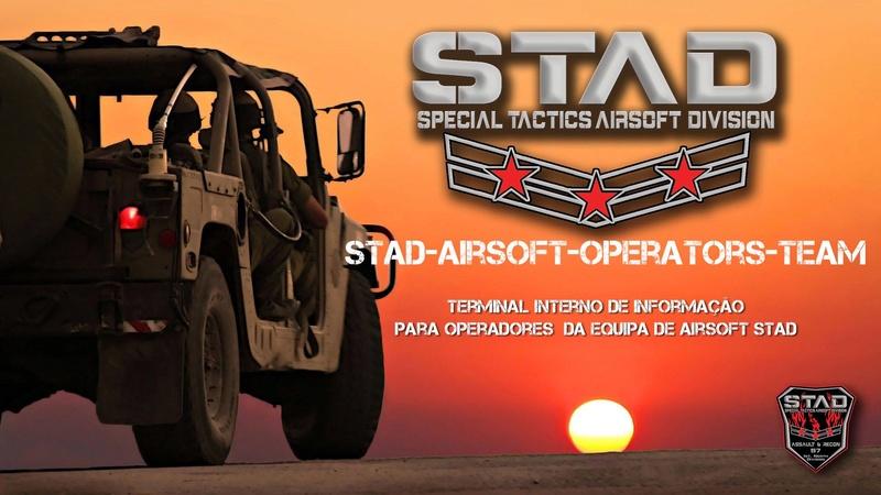 Special Tactics Airsoft Division - STAD