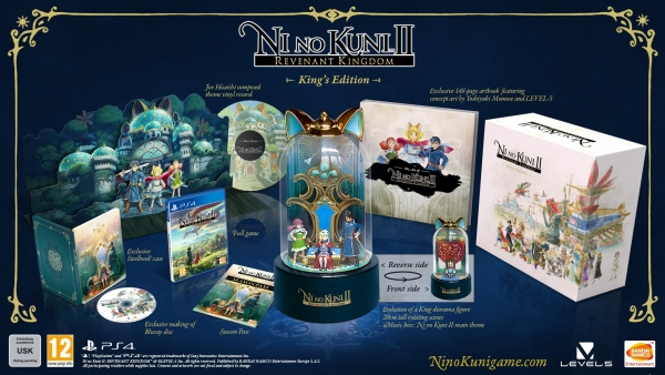 Ni No Kuni 2 King Edition