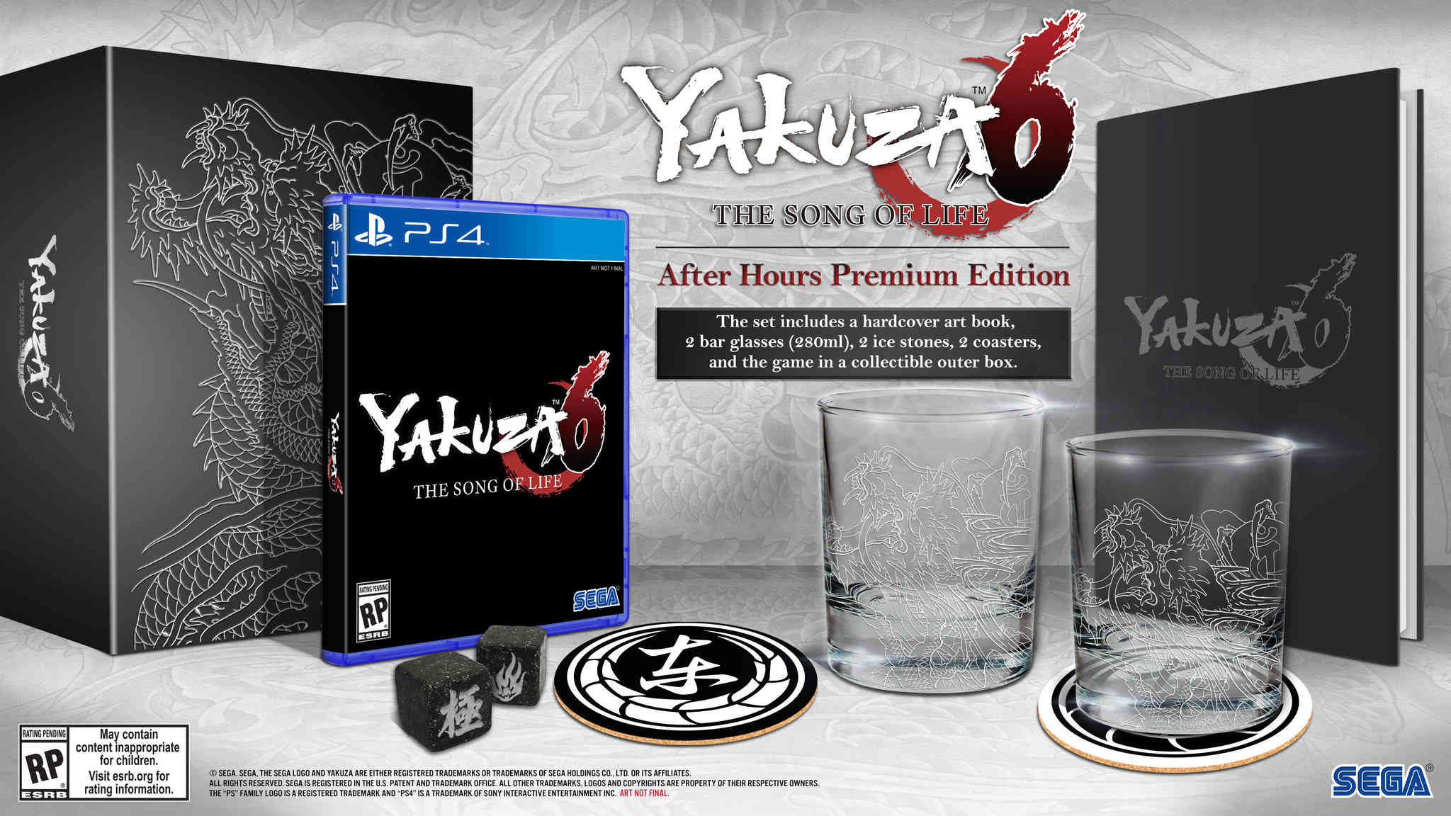 Yakuza 6 After Hours Premium Edition