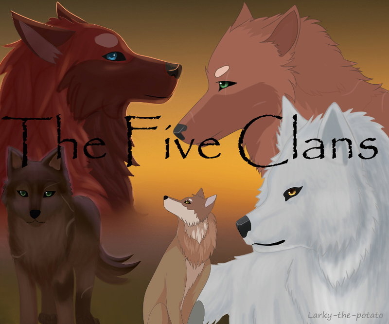 The Five Clans RPG