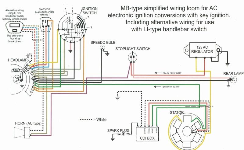 schema12 connection varitronic lambretta li page 2 lambretta club de france lambretta varitronic wiring diagram at fashall.co