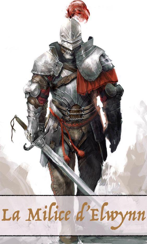 La Milice d'Elwynn