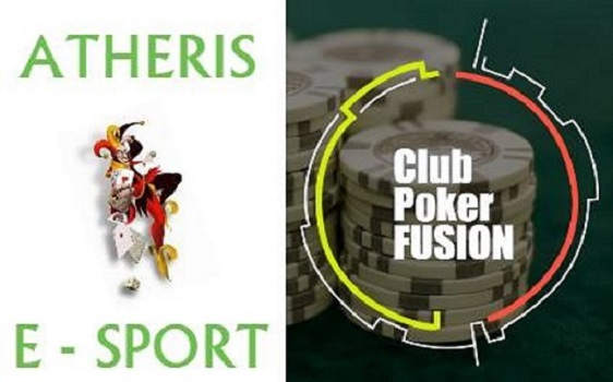 Club Poker Fusion AtheRis- Mlt-Gmg Poke\'R