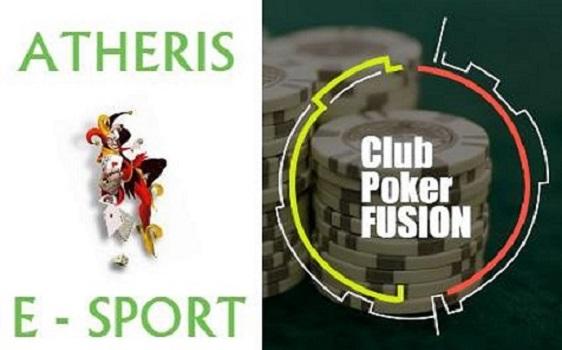 Club Poker Fusion AtheRis- Mlt-Gmg Poke\'R