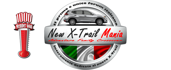 New X-Trail Mania - FORUM