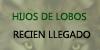 RECIEN LLEGADO