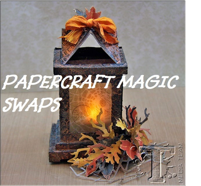 PAPERCRAFT MAGIC