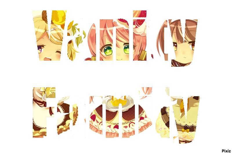 Vanity Family