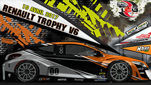 MEGANE TROPHY V6 [FINISH]