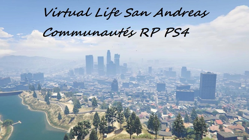 Virtual Life San Andreas