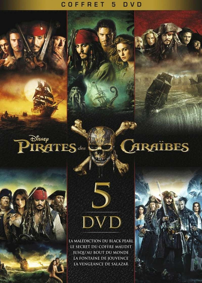 dvd bd bd3d steelbook pirates des cara bes la. Black Bedroom Furniture Sets. Home Design Ideas