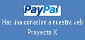 Contribuye con Proyecto X en gastos de trofeos y premios
